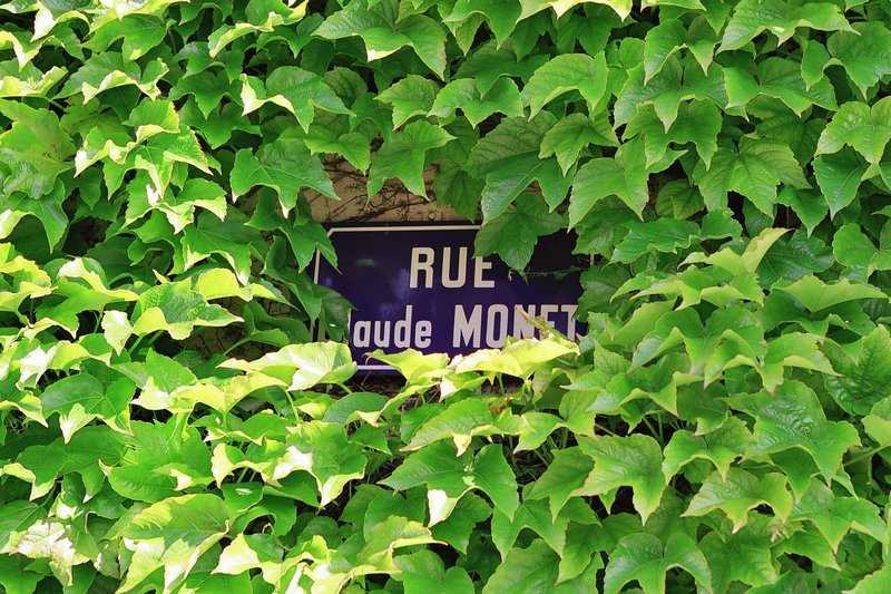 Rue Claude Monet @ CAPE