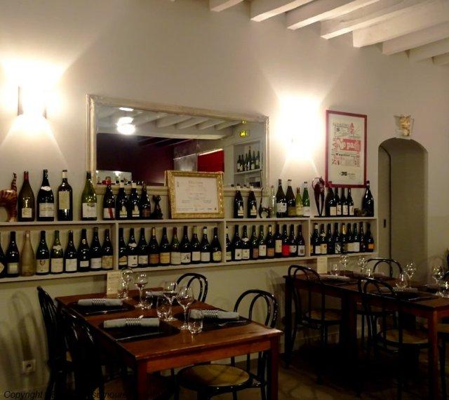 Restaurant le chat Cosne sur Loire Nièvre