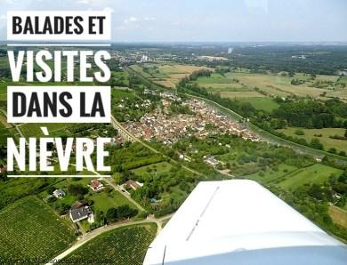 Un week-end dans la Nièvre : visites et balades.