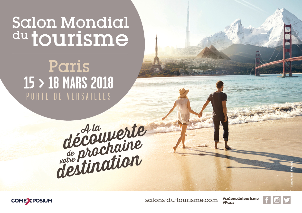 salon mondial du tourisme à paris