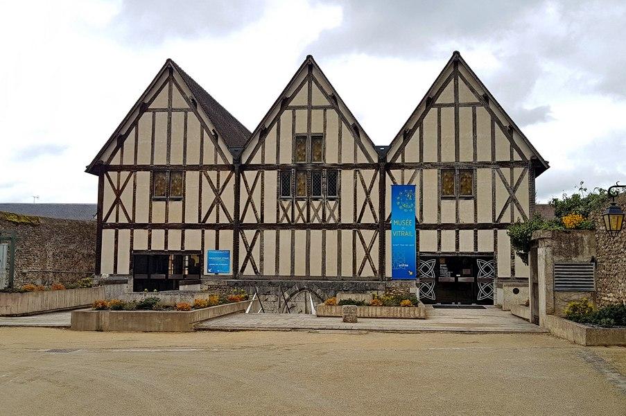 centre international du vitrail Chartres escapades amoureuses