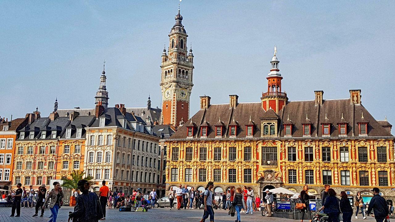 En trip à Lille EnFranceAussi