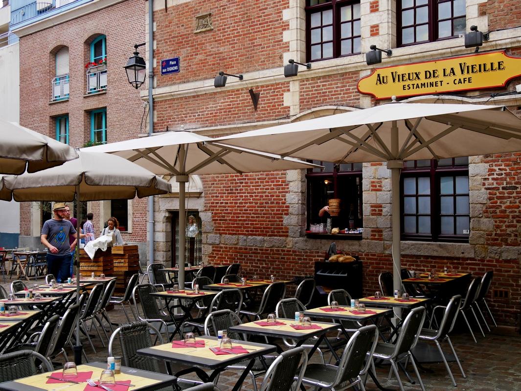 terrasse vieux lille
