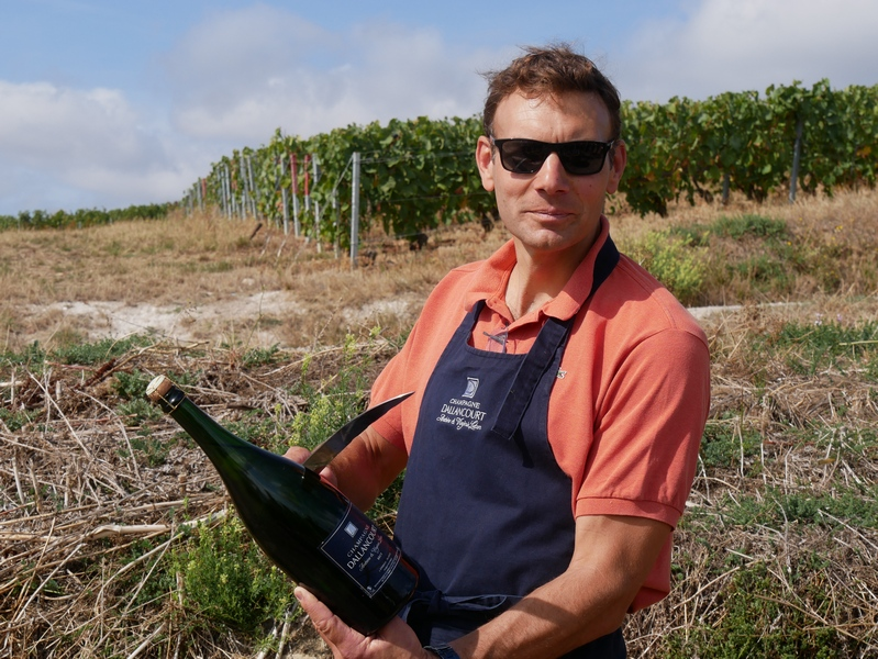 Epernay capitale du champagne