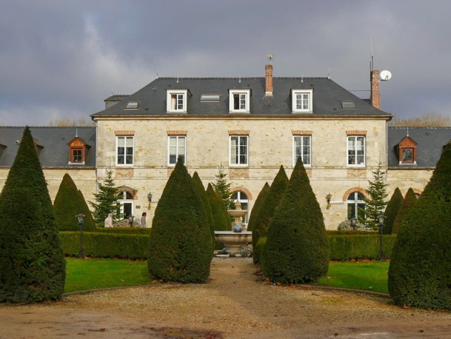 domaine de barive hôtel 4 étoiles de charme Laon Aisne