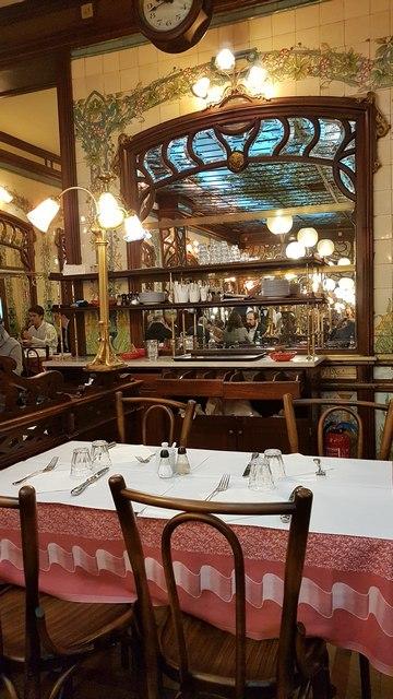Bouillon Chartier Montparnasse escapades amoureuses
