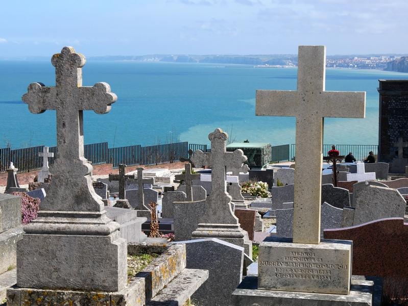 cimetière marin de Varengeville