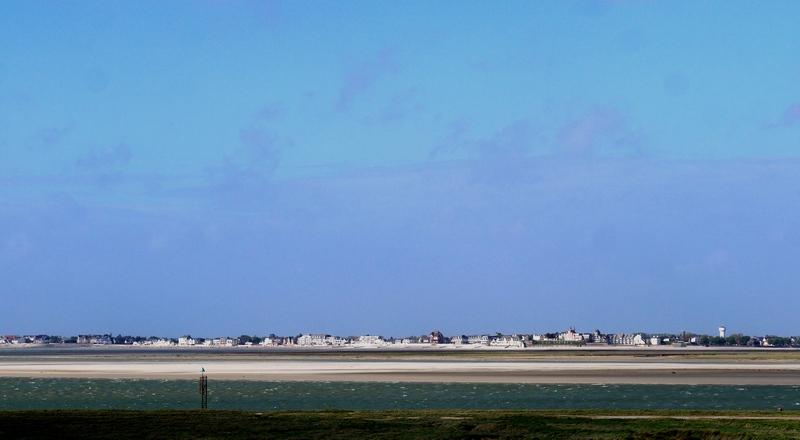 Hôtel cap hornu saint-valery-sur somme vue sur la baie de somme escapades amoureuses