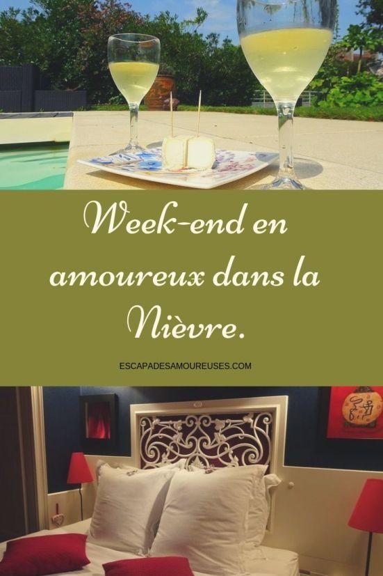 week-end en amoureux dans la Nievre