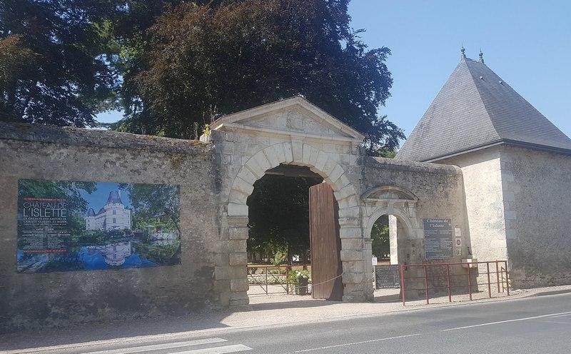 chateau de l'islette escapades amoureuses en France aussi
