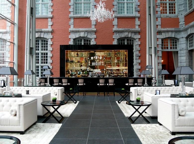 Royal Hainaut resort&spa, un hôtel d'exception
