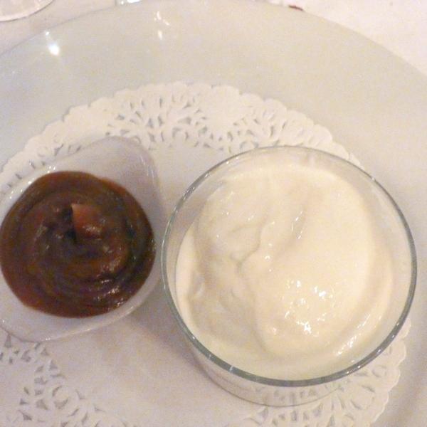 restaurant les noces de Jeannette Paris