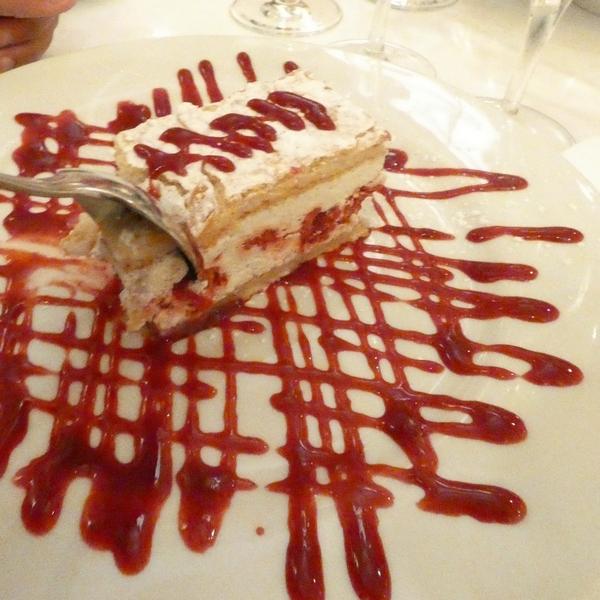 restaurant les noces de Jeannette Pari