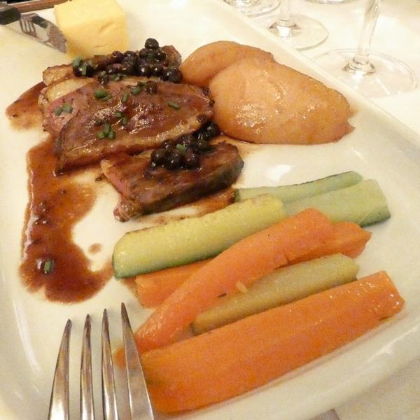 restaurant Paris les noces de Jeannette