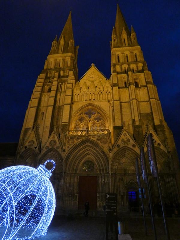 Bayeux centre historique et cathédrale