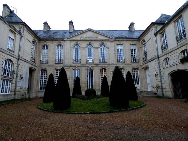 Hotel particulier du 18eme siècle Bayeux