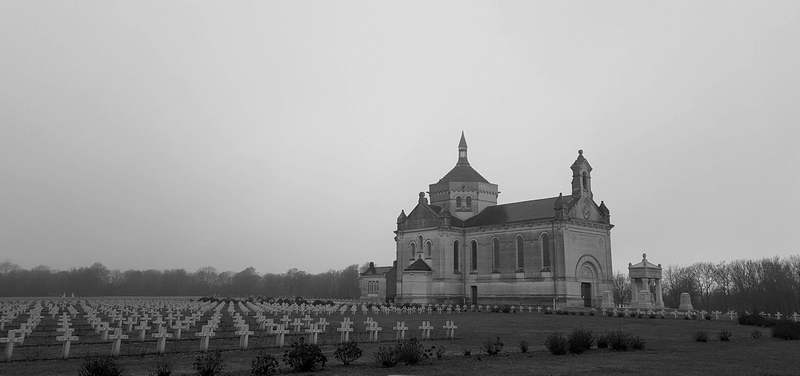 nécropole Notre-Dame de Lorette Lens