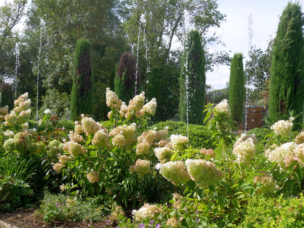le jardin des Martels dans le Tarn Escapades amoureuses