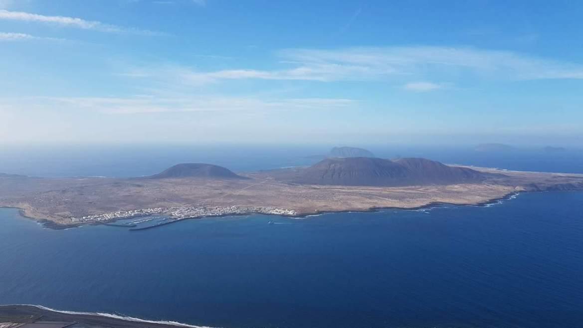Lanzarote Mirador del Rio escapades amoureuses