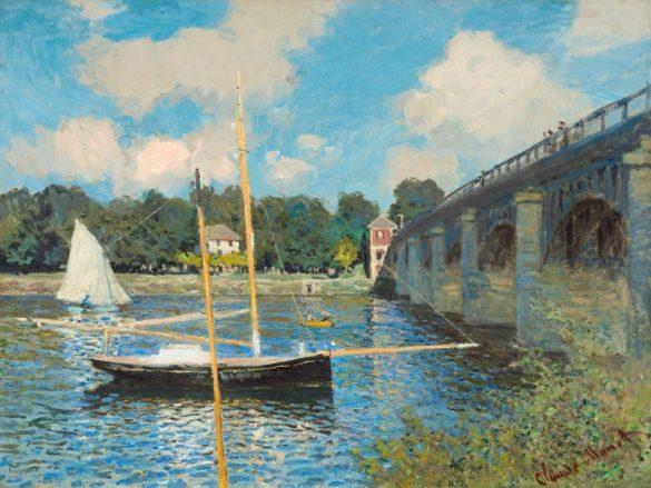 Argenteuil Claude Monet