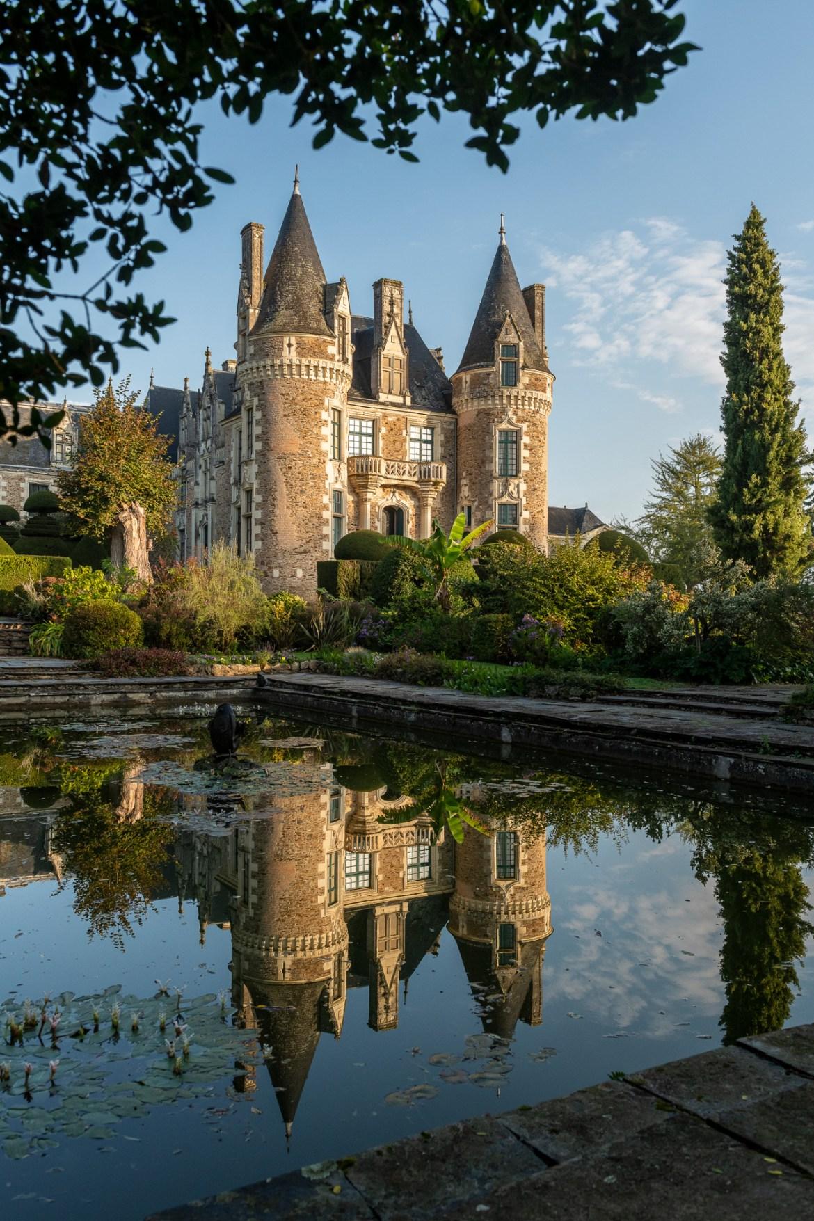 Chateau du pin anjou tourisme