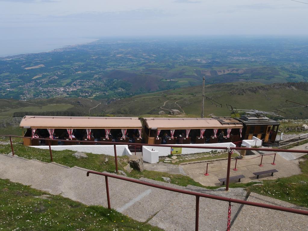 Le train de la Rhune pays basque