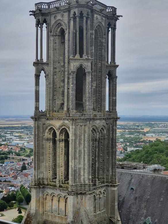 Semaine z'aisne j'aime l'aisne aout 2020 cathedrale de Laon