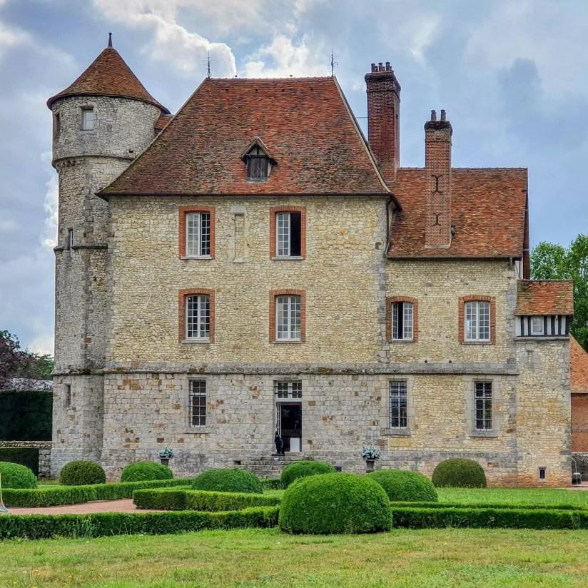 Chateau de Vascoeuil Eure normandie escapades amoureuses