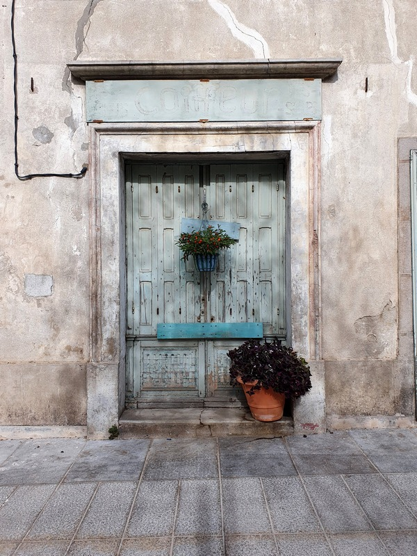 ruelles de Trebes dans l'Aude