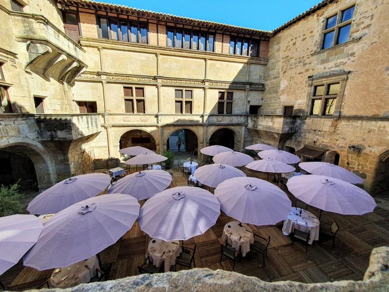 Château des ducs de Joyeuse Couiza pays cathare