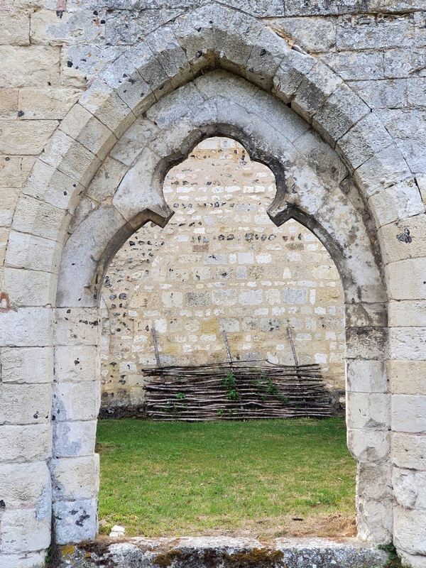 abbaye de Mortemer Lyons-la-foret Eure Normandie escapades amoureuses