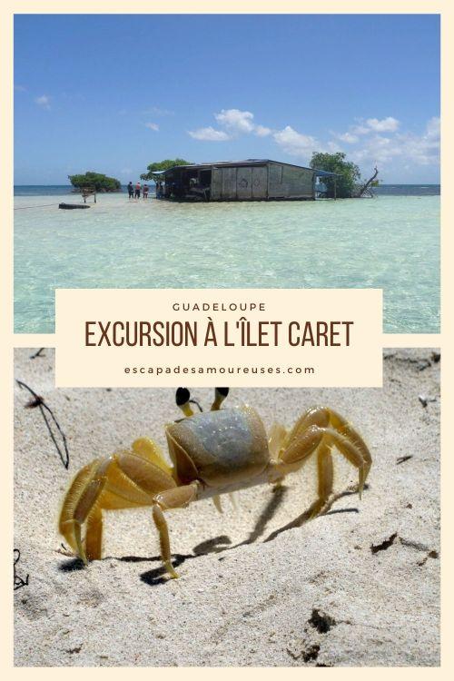 Guadeloupe excursion à l'îlet Caret escapadesamoureuses.com