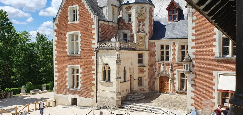 Le Clos Lucé à Amboise dernière demeure de Leonard de Vinci escapades amoureuses