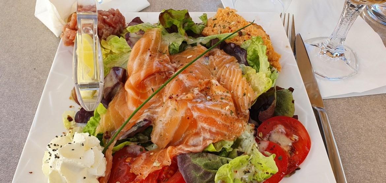 restaurant la réserve Amboise