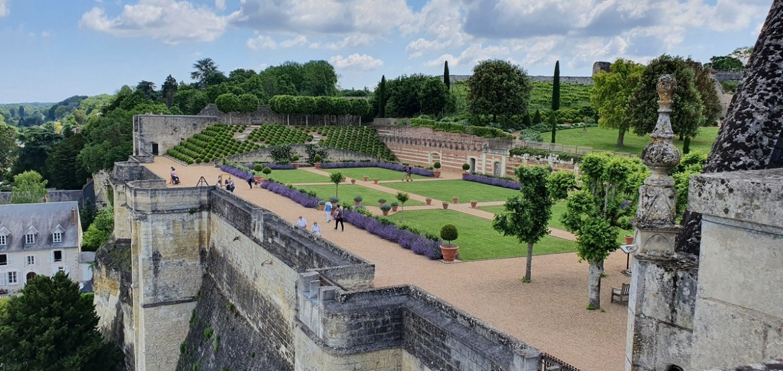 Château royal d'Amboise escapades amoureuses