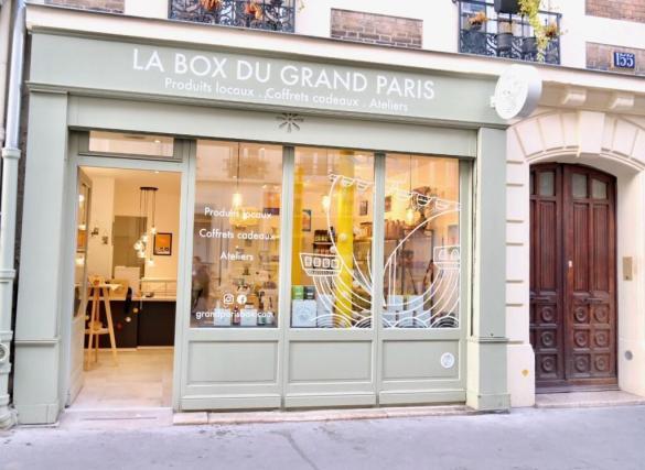 Boutique box grand paris