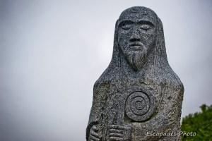 Saint-Patern – Vallée des Saints à Carnoët
