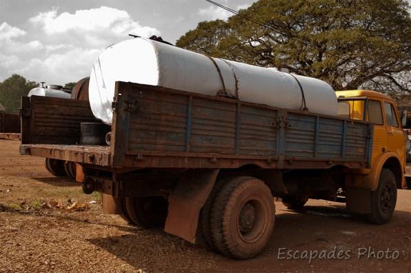usine caoutchouc chup - camion-citerne pour latex