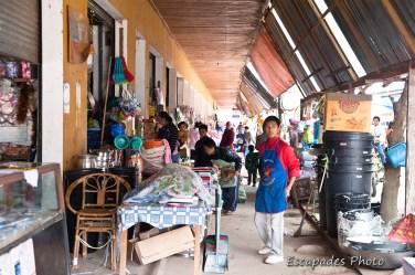 Bazar - marché de Luang Namtha