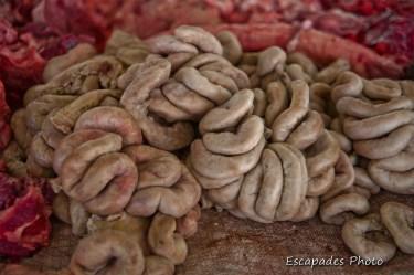 iscères - marché de luang namtha
