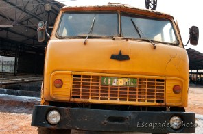 Usine de Chup - Un camion des sixties