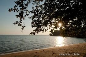 Kep - plage de sable fin