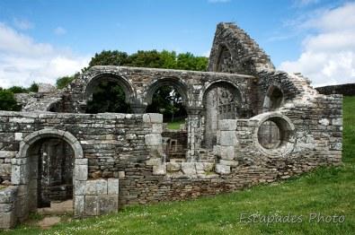 Chapelle de Languidou - Ruines
