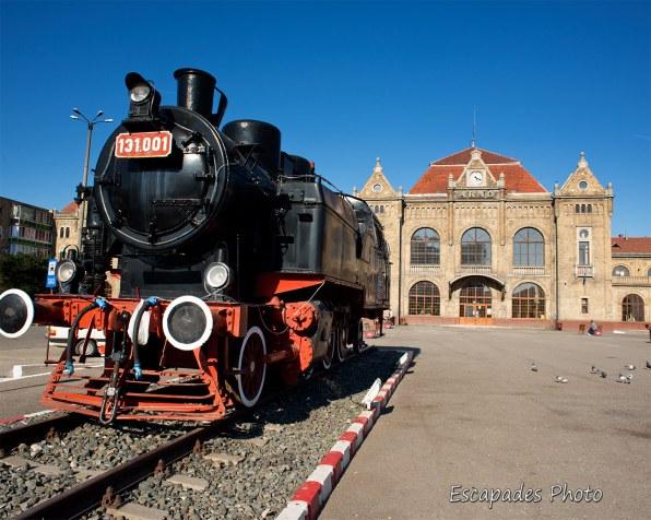 ARAD - la gare
