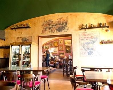 Café des Arts à ARAD
