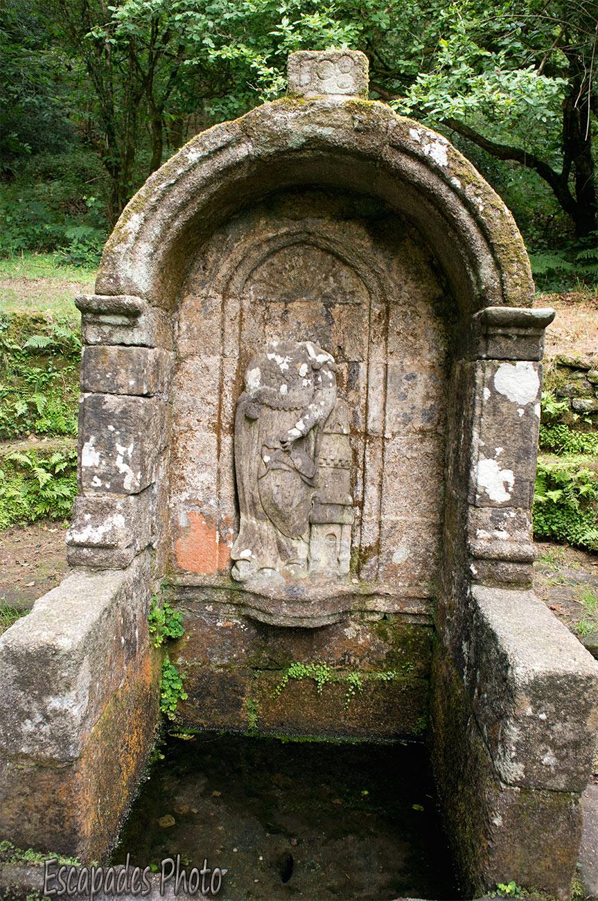 Fontaine Sainte-Barbe - Le Faouët