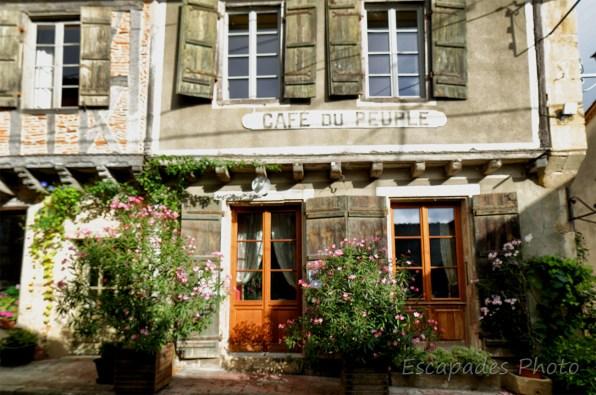 Le café du Peuple - Labastide d'Armagnac