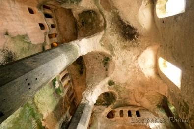 église monolithe aubeterre-sur-dronne - galeries