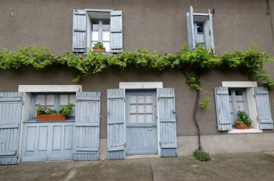 Labastide d'Armagnac - ruelles