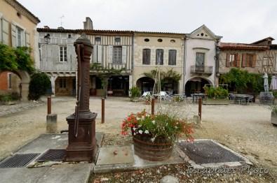 Pompe à eau Labastide d'Armagnac
